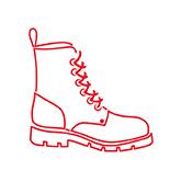 afd4f28d Купить неформальную обувь в рок-магазине Castle Rock
