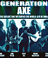 "CD Generation Axe ""The Guitars That Destroyed the World""  (Live In China)"