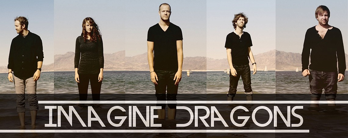 Атрибутика Imagine Dragons в Castle Rock