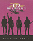 "CD U2 ""The Joshua Tree Tour 2017 - Live in Paris, July 25"""