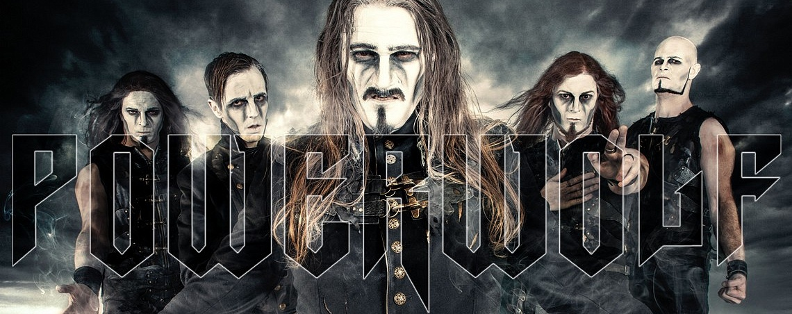 Атрибутика Powerwolf в Castle Rock