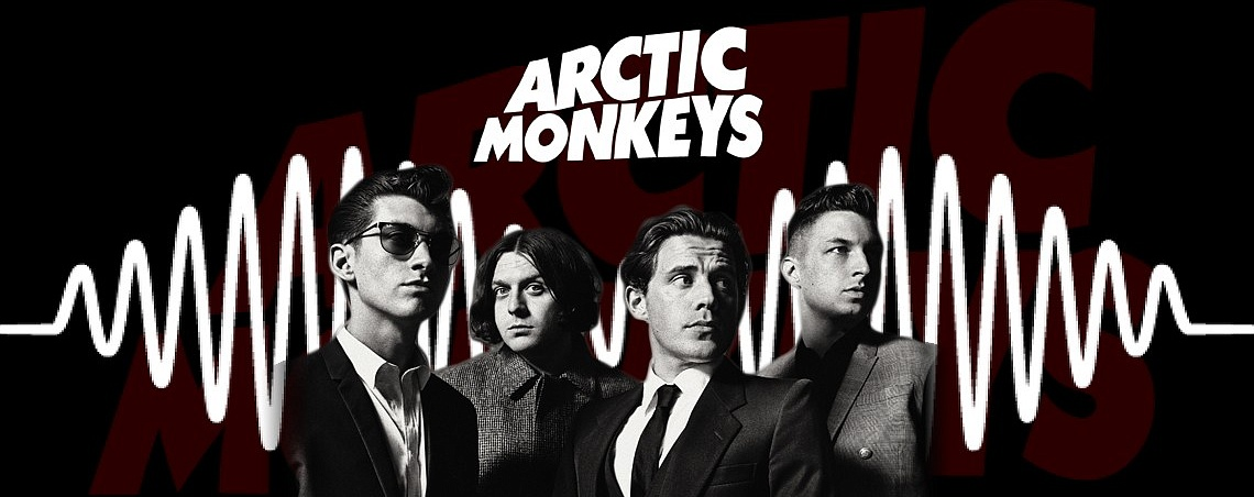 Атрибутика Arctic Monkeys в Castle Rock